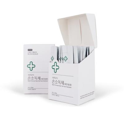 바론공식 프로폴리스 휴대용손소독제 2ml 30개입 x2개