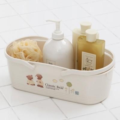 [BEAR TREE] 베어트리목욕바구니(소)