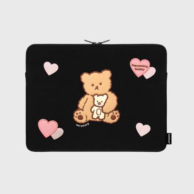 I love it nini-black-13inch notebook pouch(13