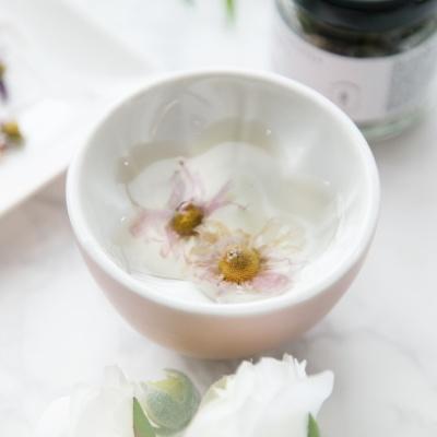 [꽃을담다]오리지널꽃차&티스틱세트+쇼핑백