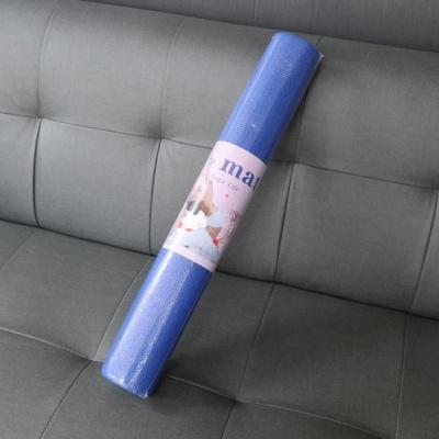 운동매트 요가매트 4mm 블루 헬스매트 요가용품
