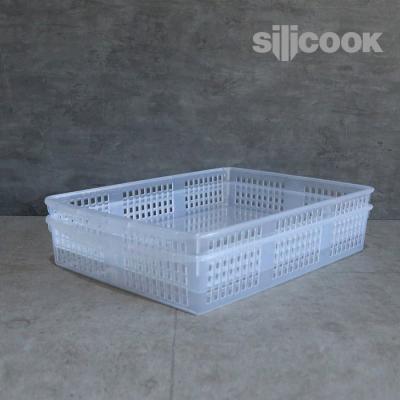 냉장고문수납 트레이중더블2개세트