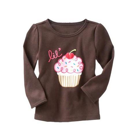 앵두 아이스크림 티셔츠200216(12개월-5세)  ----  12-18  개월