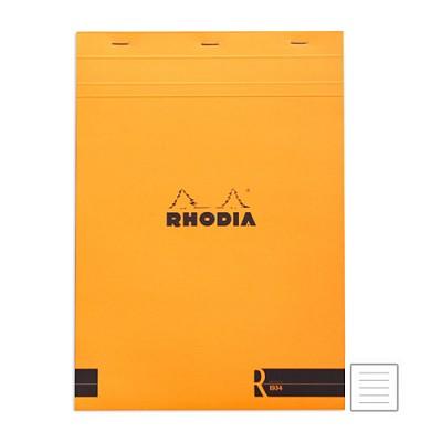 [로디아]오렌지 프리미엄 R패드no.18 줄지