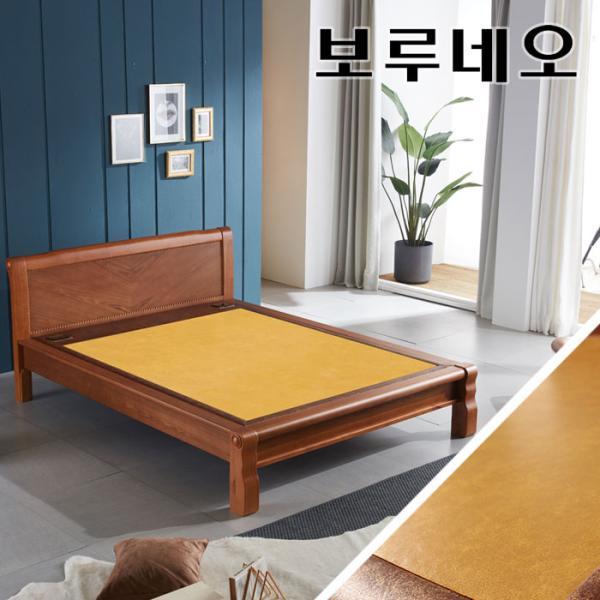 [랜선할인]모닝듀 온열 황토 흙침대 퀸 YS301Q