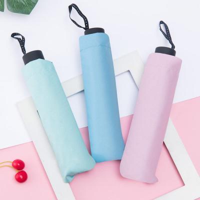 폴리첸 가벼운 초경량 미니 양우산