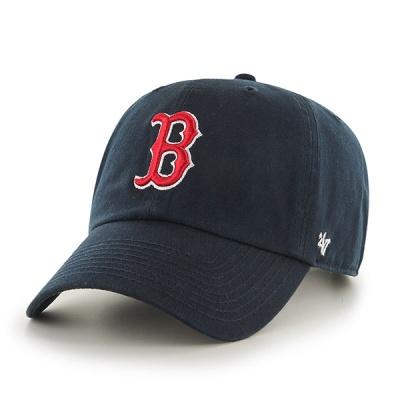 47브랜드 MLB 엠엘비모자 보스톤 레드삭스 네이비