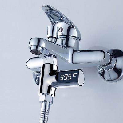 목욕물 측정 디지털 LED 물온도계