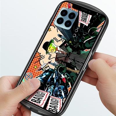 아이폰11 pro max xr xs 악당 커플 페이크 하드케이스