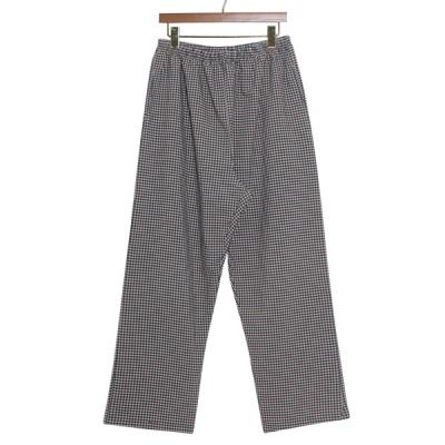[쿠비카]올록볼록 미니체크 면 파자마 남성잠옷 M257
