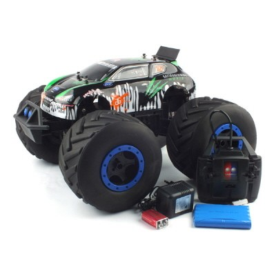 1/8 BIG WHEEL TRUCK R/C (MONSTER BODY) (BGT279627BKGR) E 빅휠 트럭 R/C
