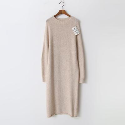 Laine Wool N Cashmere Mini Turtle Dress