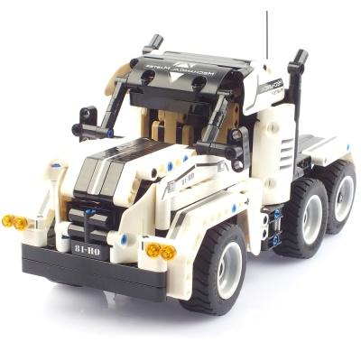 27Mhz 블록테크닉 트럭 자동차 2in1 블록RC CBT291274