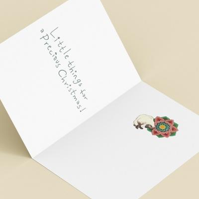 [카드] 소소한 일상이 소중한 메리크리스마스