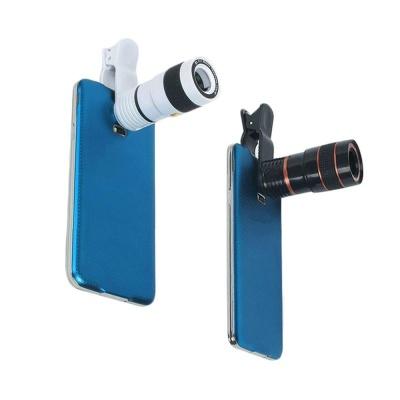 스마트폰 줌렌즈 확대경 망원렌즈 광학8배 포커스
