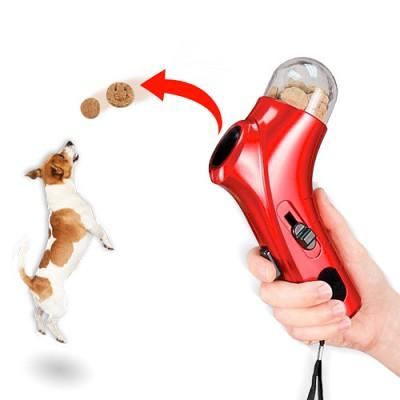 애견 사료 런처 Pet treat launcher