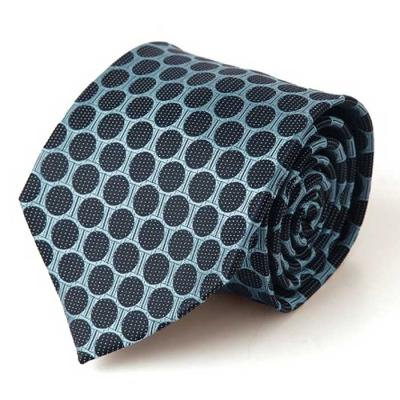 Hombre Gray BL 패턴 수동 넥타이 CH1623673