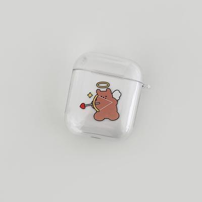 cupid gummy [clear 에어팟케이스]