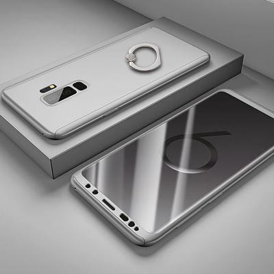 P002 아이폰11 8 7 XR XS X 프로 맥스 링 하드 케이스
