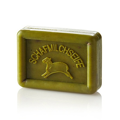 Sheep's Milk Soap - Olive Green