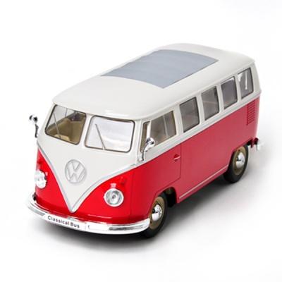[웰리]1:24폭스바겐 T1 버스 - (12095) /폭스바겐 /버스/모형자동차/다이캐스트