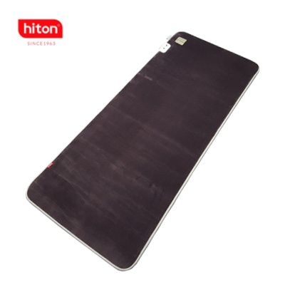 히트온 지퍼식 웜시트 온열 싱글 전기매트 NHD-A196022