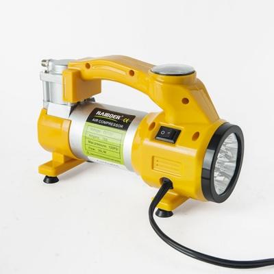 제노테크 LED 차량용 에어컴프레셔 펌프