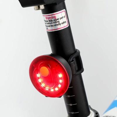 107 USB 충전 후미등 자전거 라이트 전조등