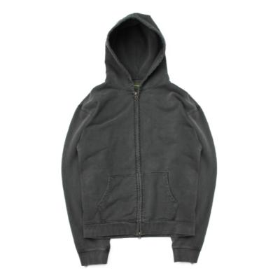 Pished hoodie Charcoal