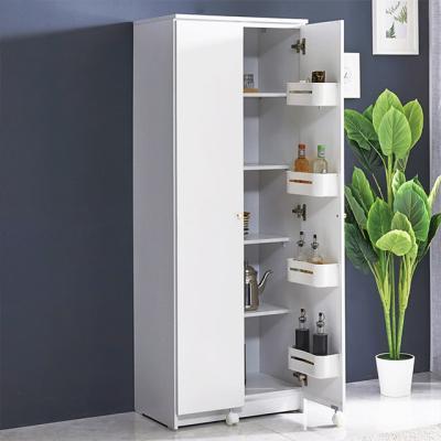 오센 1600 냉장고형 도어 수납장