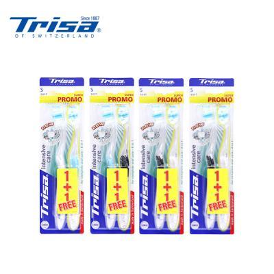 트리사 인텐시브케어 칫솔 4P(2+2) 6919