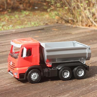 레나 웍스 중장비 벤츠트럭