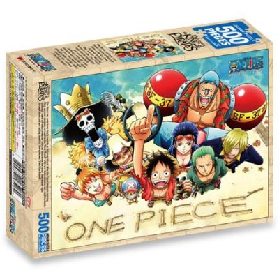 원피스 퍼즐 스마일 500 피스 직소퍼즐