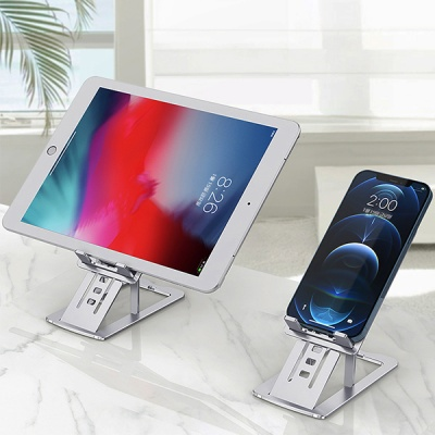 마이크로박스 접이식 태블릿 스마트폰 거치대 MS01