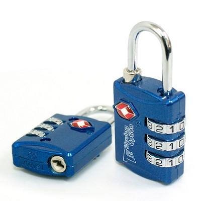 TE 7026 3다이얼 TSA열쇠? 트레블이지
