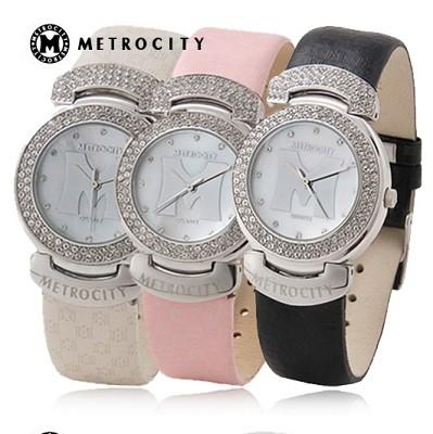 [METROCITY]메트로시티 여성 손목시계 MTC0601L 백화점 판매상품/AS가능