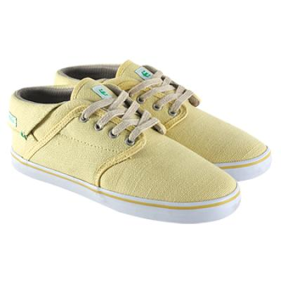 [etnies girls] CAPRICE MID ECO GIRLS (Yellow/White)