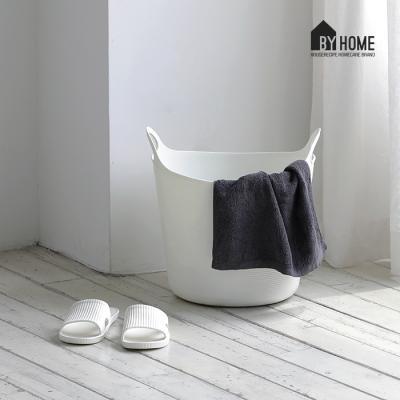 [바이홈] 라인 세탁바구니