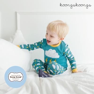 [긴팔실내복]썬더민트실내복 유아실내복 아동실내복