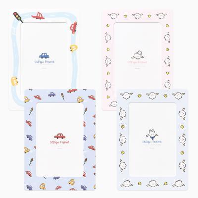 종이액자 디자인 프레임 - 4x6 키즈 v2
