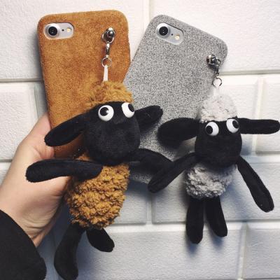 귀여미 양인형 케이스(아이폰6S)