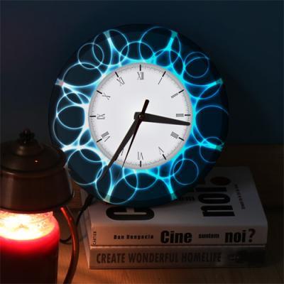 nf189-LED시계액자25R_빛의축제