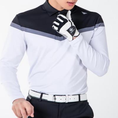골프웨어 골프복 긴팔 티셔츠 남성 기능성 라운딩 DB3