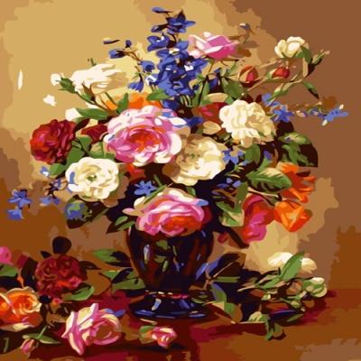 [DIY 명화] B475 꽃의요정 size40*50cm