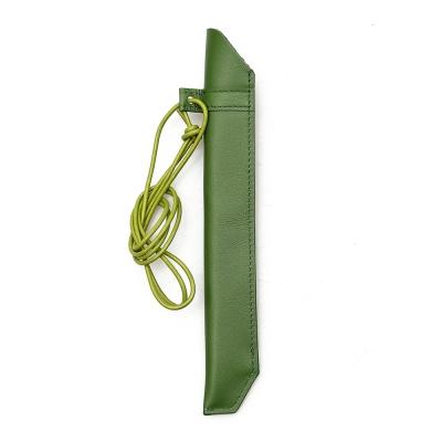 [천연가죽] 펜홀더 목걸이형 블렌드 3 Color