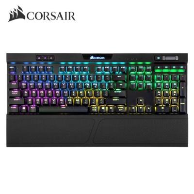 커세어 기계식 키보드 K70 RGB MK.2 BLUE (청축 / RGB LED / 멀티미디어 키)