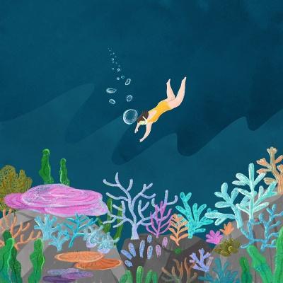 Snorkeling엽서
