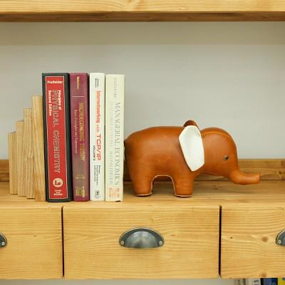 ZUNY-CLASSIC ELEPHANT BOOKEND-북엔드