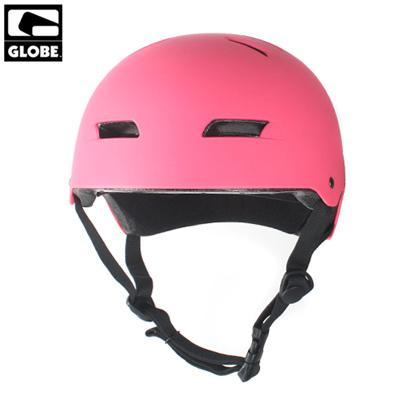 [GLOBE] FREE RIDE HELMET (HIGHLIGHTER PINK)