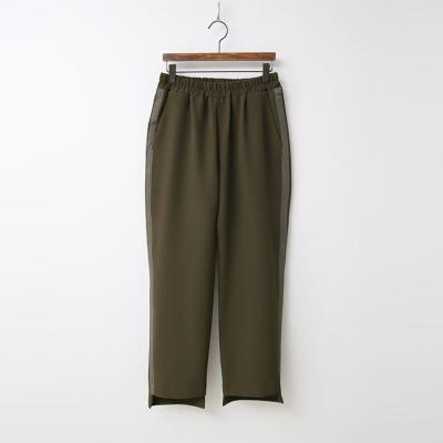 Tape Unbal Semi Baggy Pants